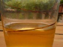Drink z brązowym cukrem