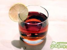 Drink z martini rosso