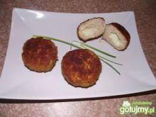 Drobiowe kotleciki z mozzarellą
