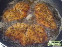 Drobiowe kotleciki z pomarańczową nutą