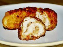 Drobiowe roladki z chrzanem i serem
