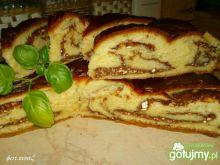 Drożdżowa baba ślimakowa