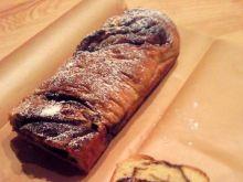 Drożdżowa Babówka z kakao
