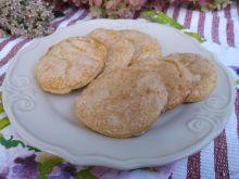 Drożdżowe ciasteczka z cukrem