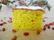 Drożdżowe ciasto z dynią
