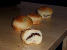 Drożdżowe muffiny