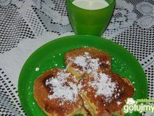 Drożdżowe racuszki na śniadanie