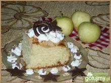 Drozdzowe z jabłkami
