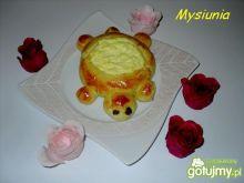Drożdżowe żółwie serowe