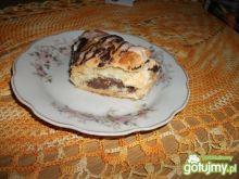 Drożdżówki francuskie z czekolada