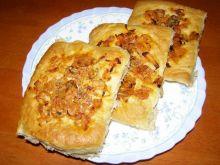 Drożdżówki mini - pizza