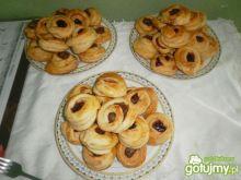 Drożdżówki- ślimaczki