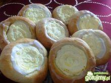 Drożdżówki z serem 5