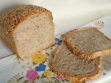 Drożdżowy chleb z kaszą gryczaną