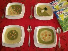Duet brokułowo - kalafiorowy