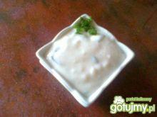 Dukanowy sos czosnkowy