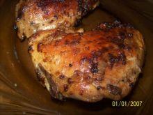duszone podudzia kurczaka