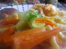 Duszone warzywka do obiadu