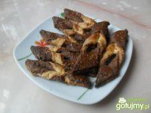 Dwukolorowe ciasteczka kokosowe