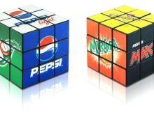 Dwupaki Pepsi z kostką