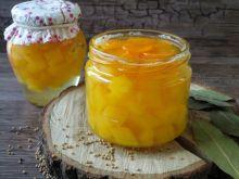 Dynia marynowana z marchewką