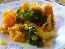 Dynia z brokułami