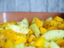 Dynia z ziemniakami