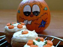 Dyniowe muffinki według peggi
