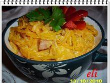 Dyniowe spagetti Eli