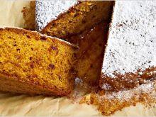 Dyniowo marchewkowe ciasto
