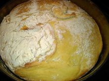 Dyniowy chleb pszenny