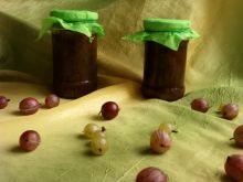Dżem agrestowy z nutą waniliową