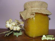 Dżem dyniowo jabłkowy z nutką imbiru