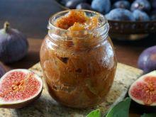 Dżem figowy z cytrusową nutą