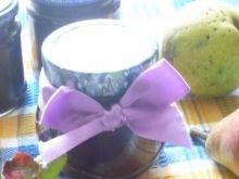 Dżem gruszkowo-aroniowy