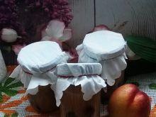 Dżem gruszkowo - nektarynkowy z żurawiną