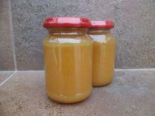 Dżem gruszkowo-pomarańczowy