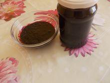 Dżem i sok z czarnych porzeczek