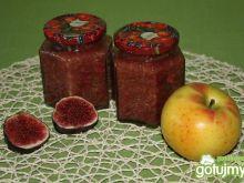 Dżem jabłkowo-figowy