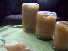 Dżem jabłkowy z cynamonem