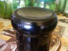 Domowy dżem jagodowy