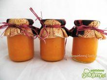 Dżem marchewkowy z kardamonem