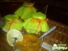 Dżem pomarańczowo-dyniowy Mariel