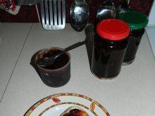 Dżem rabarbarowy z cynamonem
