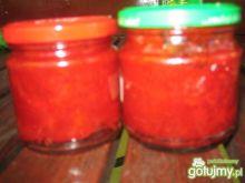 dżem truskawkowo - agrestowy