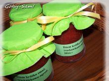 Dżem truskawkowo-agrestowy krótko smażony