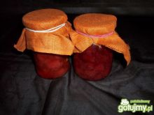 Dżem truskawkowy z kiwi