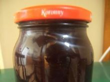 Dżem wiśniowo-borówkowy