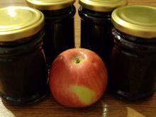Dżem z aronii i jabłek