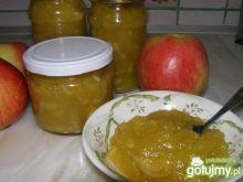 Dżem z jabłek i landrynek